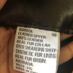Ralph Lauren Quinta boots